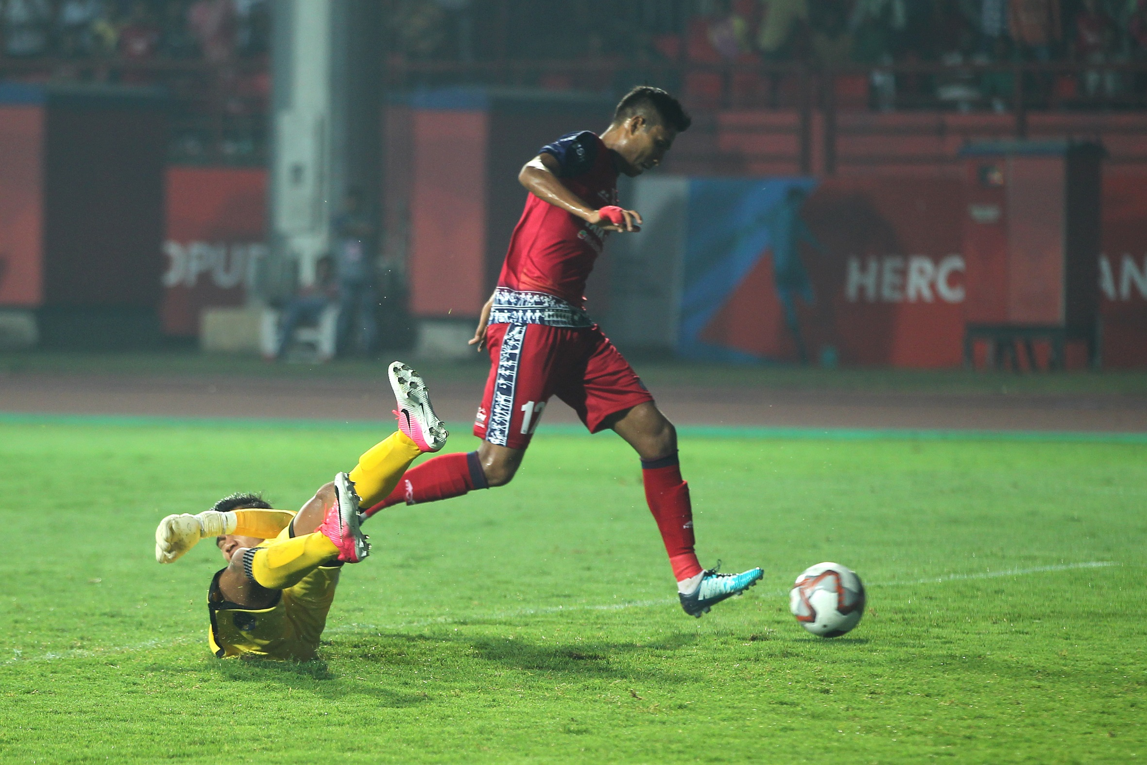 ISL: Jamshedpur give Goa a taste of their own medicine