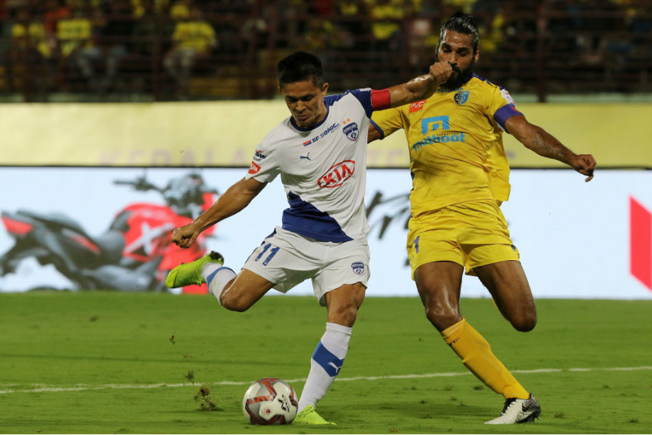 Isl 2018 Bengaluru Maintain Perfect Away Record