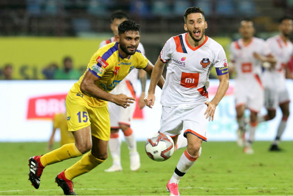 Isl 2018 Coro Double Buries Kerala Blasters