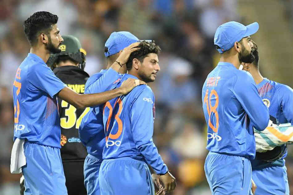 Icc Rankings Kuldeep Adam Zampa Make Big Leap In T20i Chart