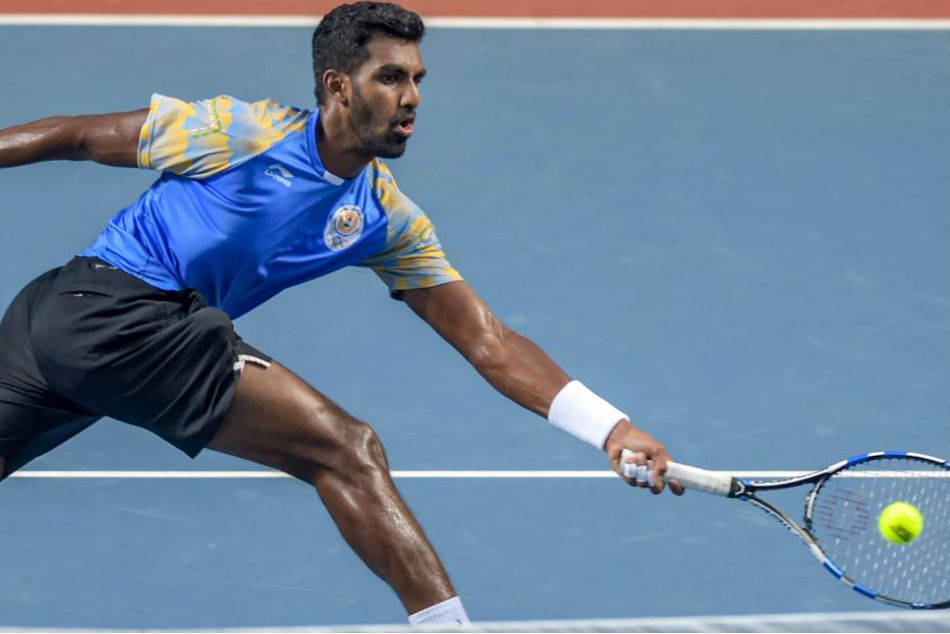 Bengaluru Open 2018 Prajnesh Gunneswaran Enters Second Round