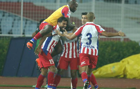 isl football fc pune city will face host atk on saturday