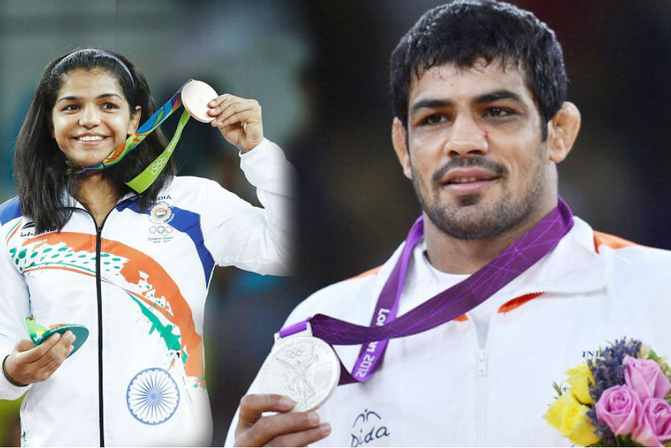 Sushil Kumar Sakshi Malik Not Included Wfi S Top Pay Bracket