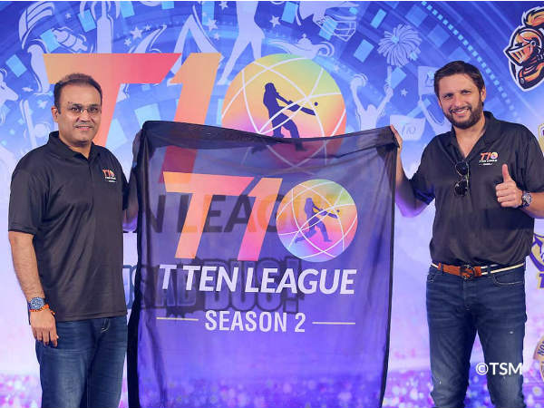 T10 League 2018 Here S Full Schedule Timing Where To Watch Teams