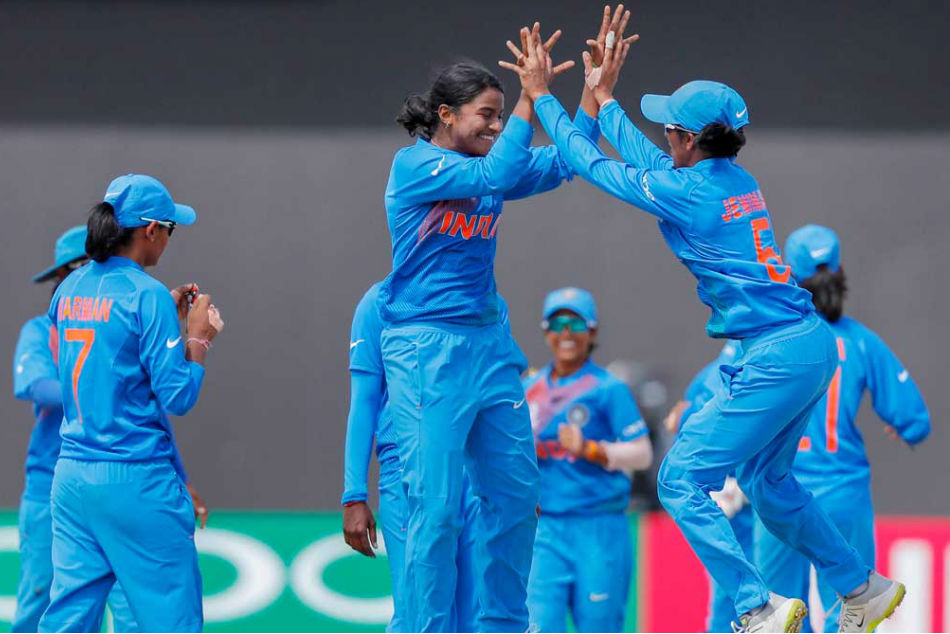 Womens World T20: Mandhana, spinners set up Indias top finish
