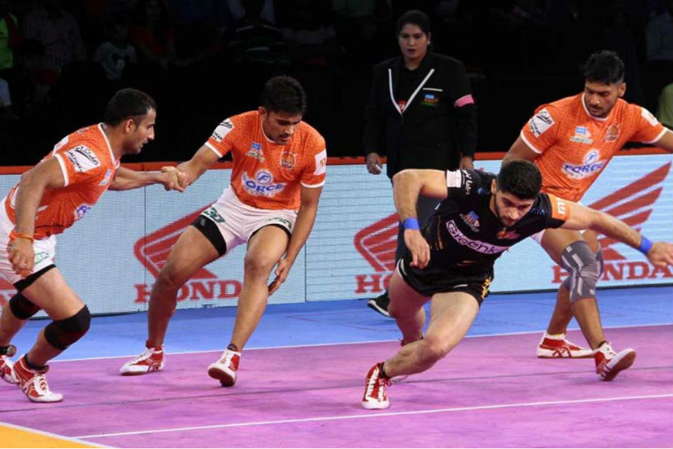 PKL 2018: Dashing display in defence hand U Mumba their second win