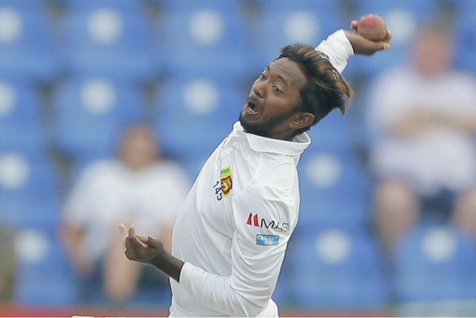 ICC suspends Sri Lanka spinner Akila Dananjaya from bowling over illegal action