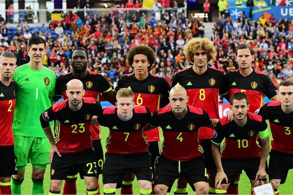 Belgium end year at the top of Fifa rankings ahead of world champions France