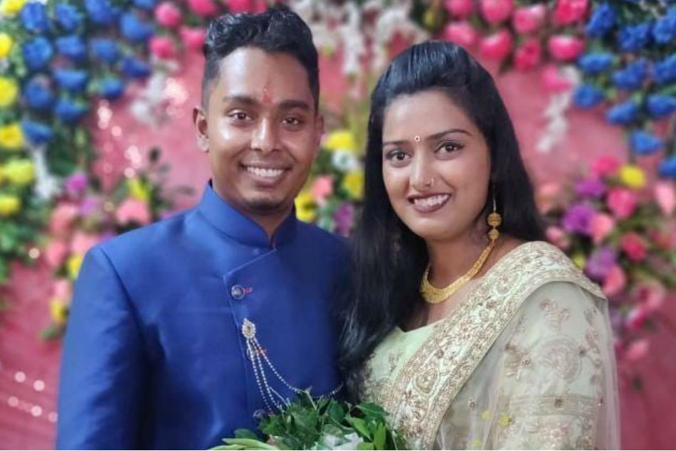 Indian archers Deepika Kumari, Atanu Das exchange rings