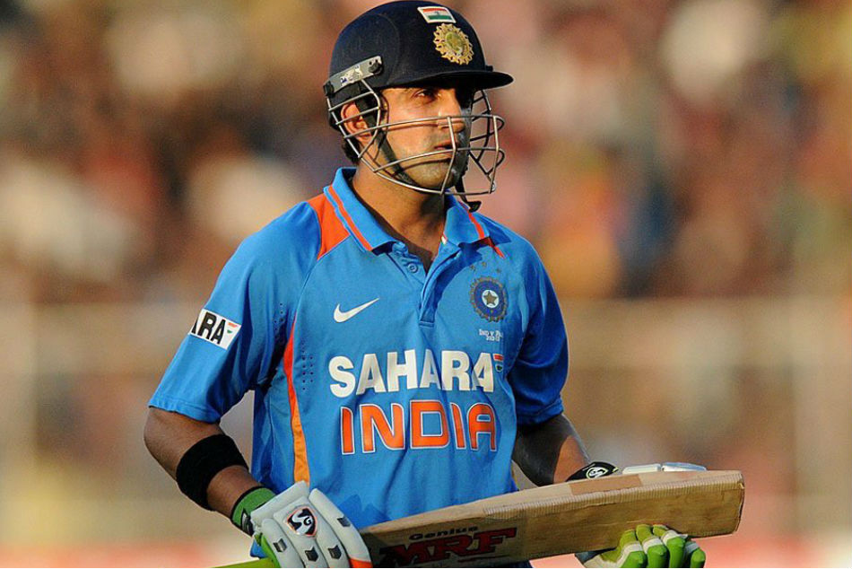 Gautam Gambhir Announces Retirement From All Forms Of Cricket