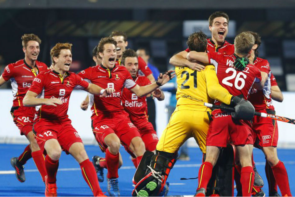 Hockey World Cup 2018: Netherlands beat Belgium in shootout