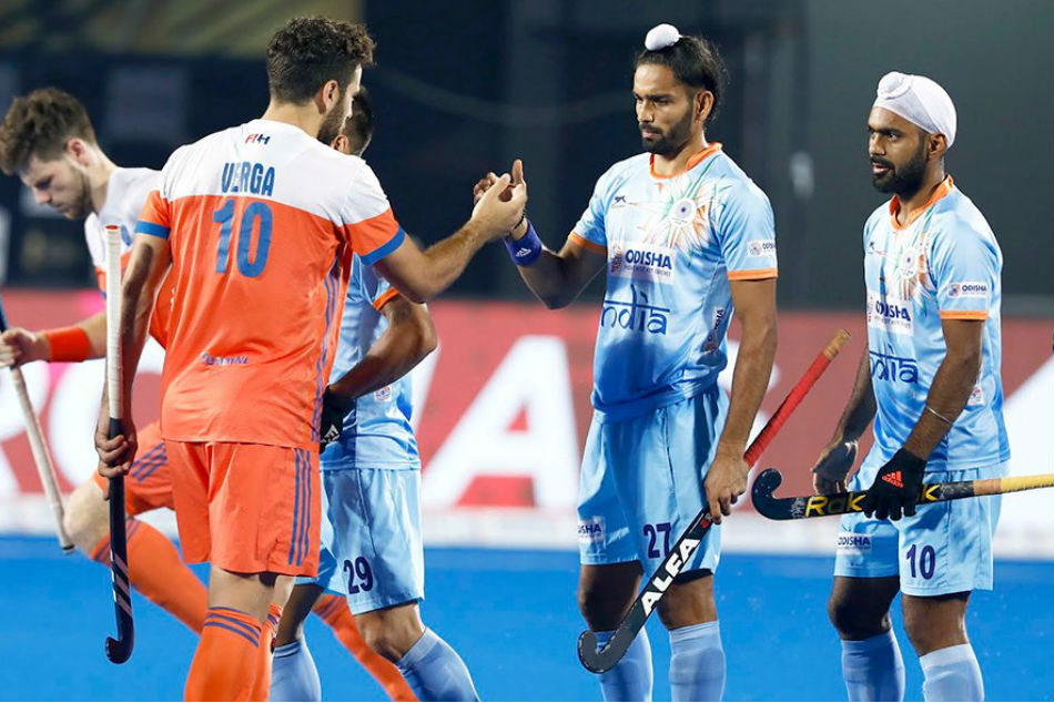 Hockey World Cup: India lose 1-2 to Netherlands in the quarterfinal