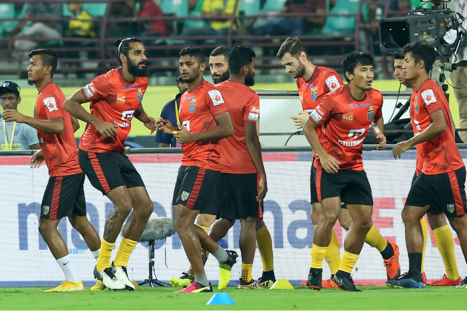 Indian Super League 2018 Live Score: FC Pune City vs Kerala Blasters