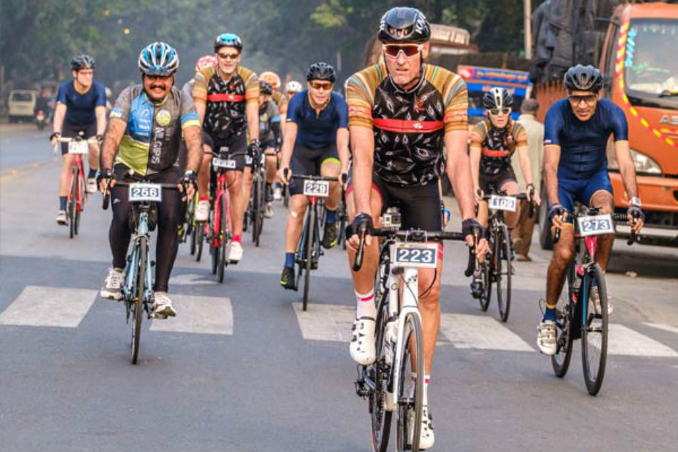 Tour of Nilgiris 2018 flagged off from Mysuru; Grand Tour will witness 110 cyclists pedal 950 kms in 8 days