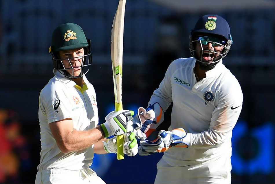 India vs Australia - Rishabh Pant fires back at Tim Paine: Watch