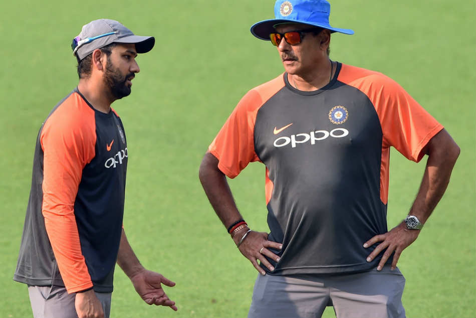 Mantra of Ravi Shastri: Hell with nets, take rest boys