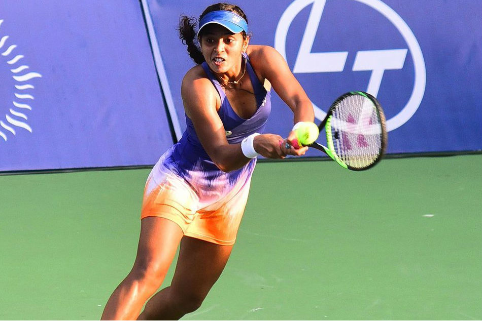 Prajnesh Gunneswaran Ankita Raina Achieve Career Best Ranking