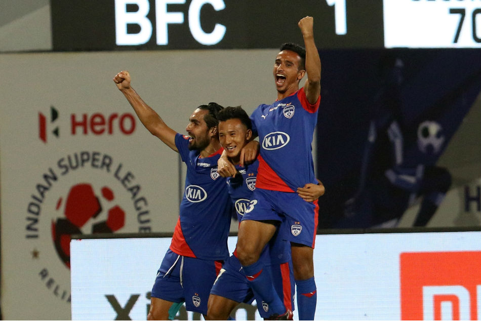 ISL 2019: Bengaluru FC lead table as win over North East United