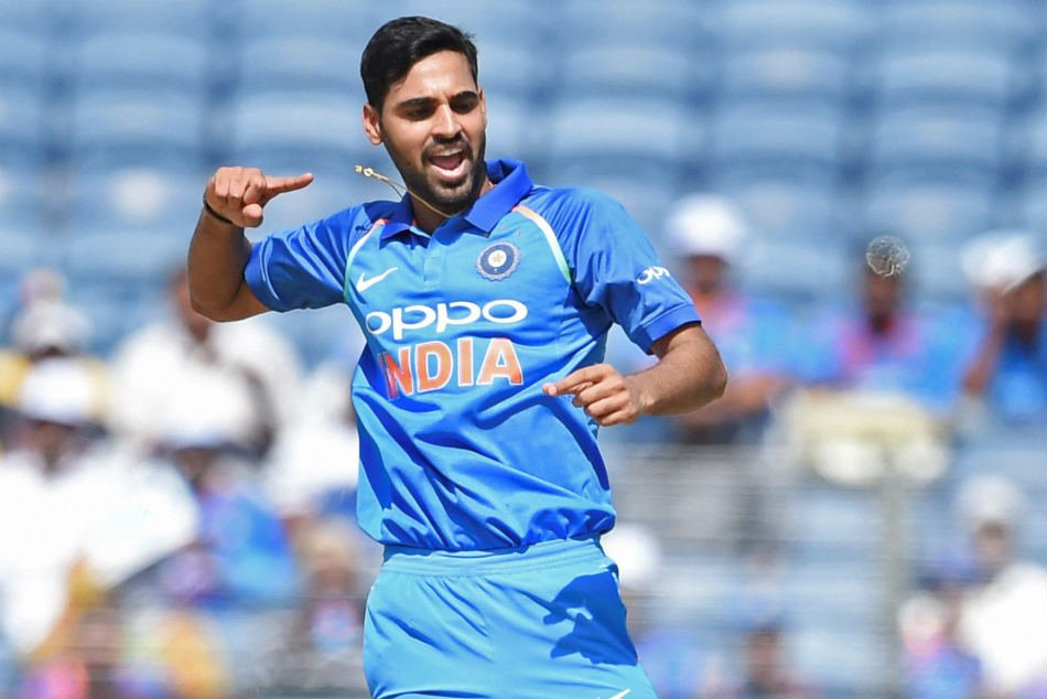 Bhuvneshwar Kumar becomes 12th Indian pacer to take 100 ODI wickets