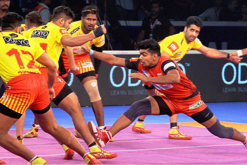 Pkl 2018 Super Raider Pawan Helps Bengaluru Bulls Maiden Title