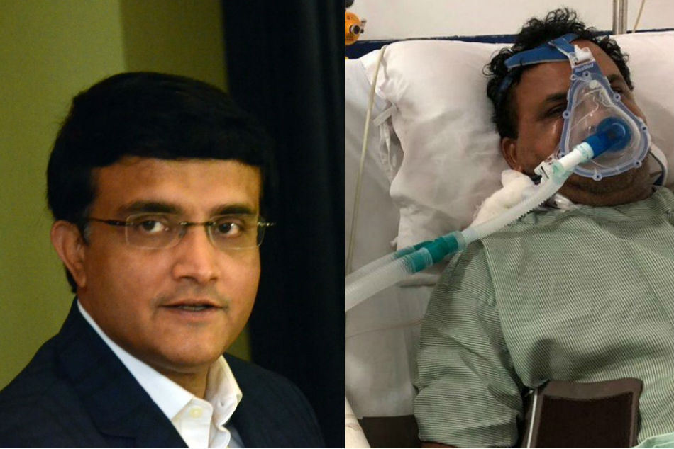 Ganguly extends helping hand for hospitalised former India teammate Jacob Martin