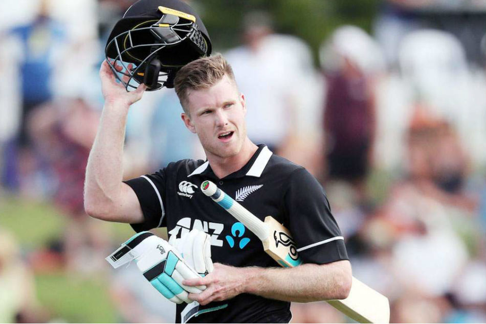 James Neesham goes 6, 6, 6, 6, 6 in one over on comeback