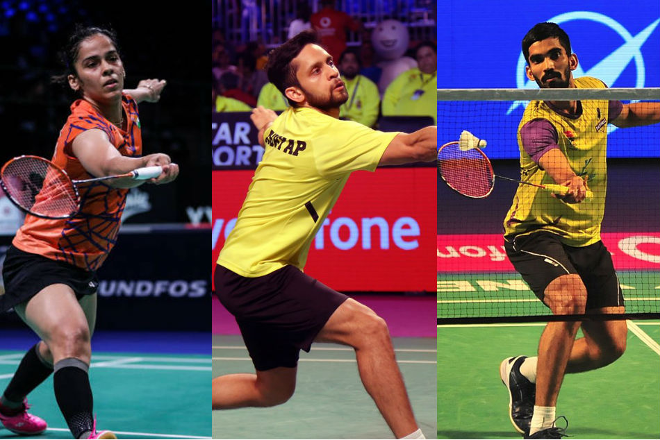 Nehwal, Kashyap and Srikanth sail into second round of Malaysia Masters