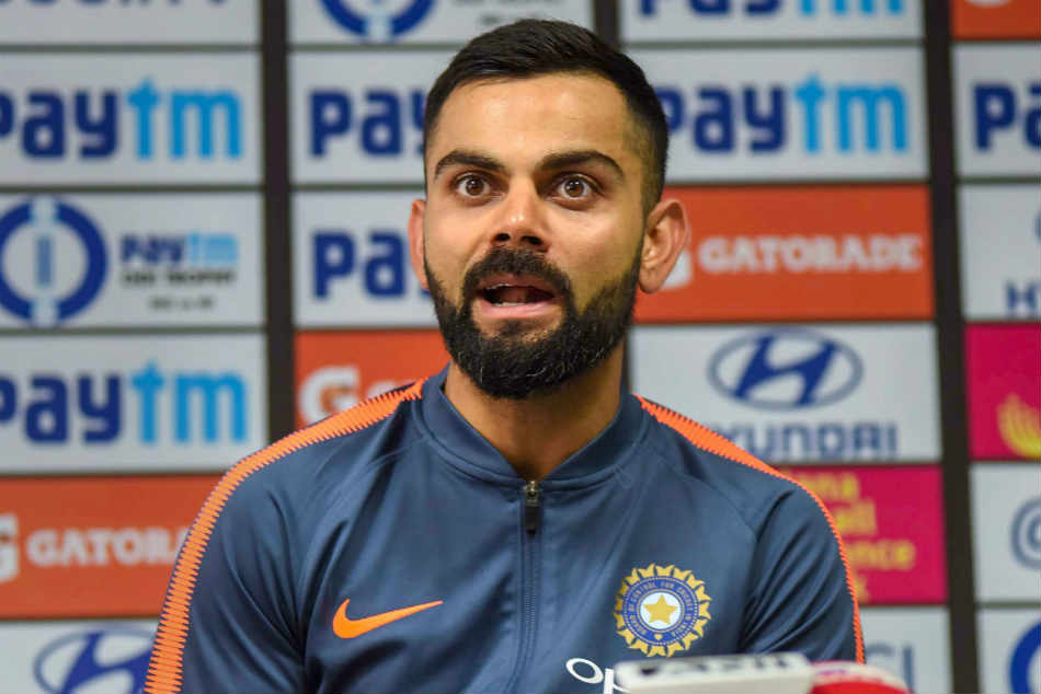 Kohli distances himself and team from the remarks of Pandya, Rahul