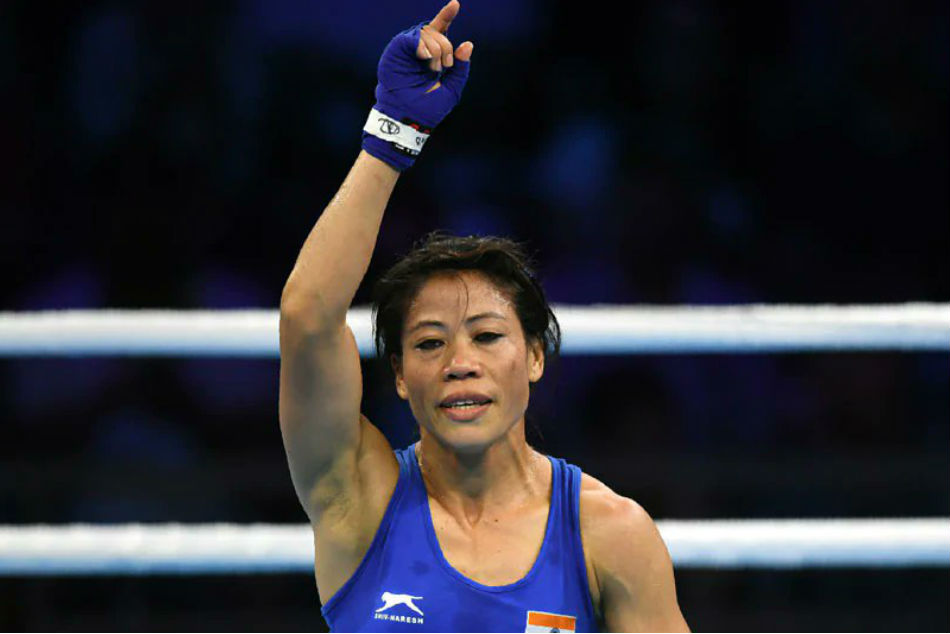 Mary Kom Becomes World No 1 Boxer Latest Aiba Rankings