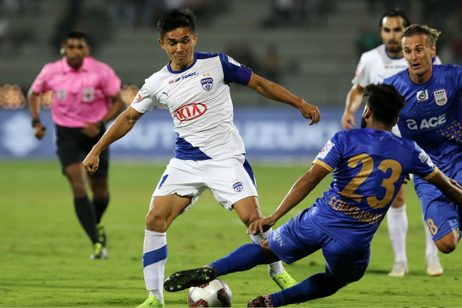 ISL 2019: Mumbai break Bengaluru's unbeaten run