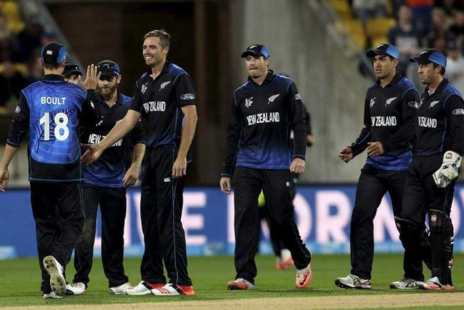 New Zealand Announced 14 Members Team For First Three Odi Matches Against India
