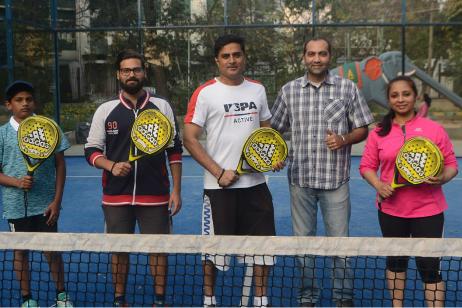 India S First Ever Padel Tennis Tournament Bangalore