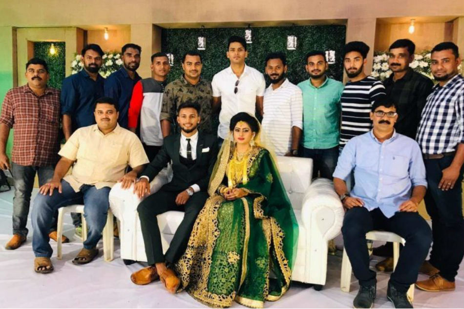 Kerala Groom Asks 'Five Minutes' From Bride, Leaves Marriage To Play 7s Football!