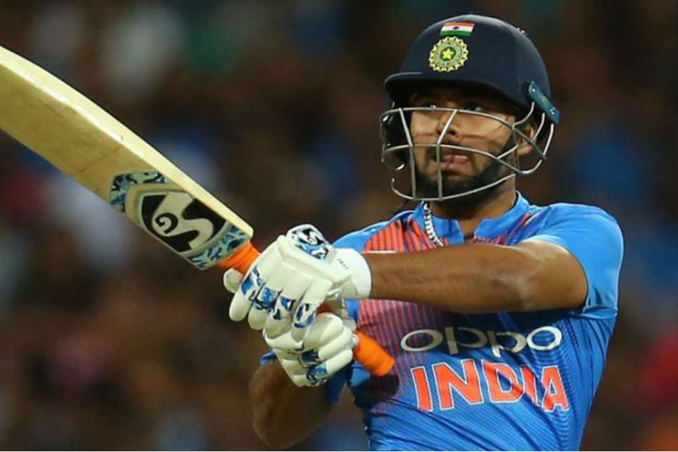 Rishabh Pant Slams Quick Fire Fifty Ahead New Zealand T20 Series