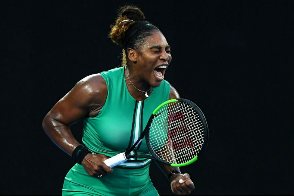 Australian Open Serena Edges Top Seed Simona Reach Quarters