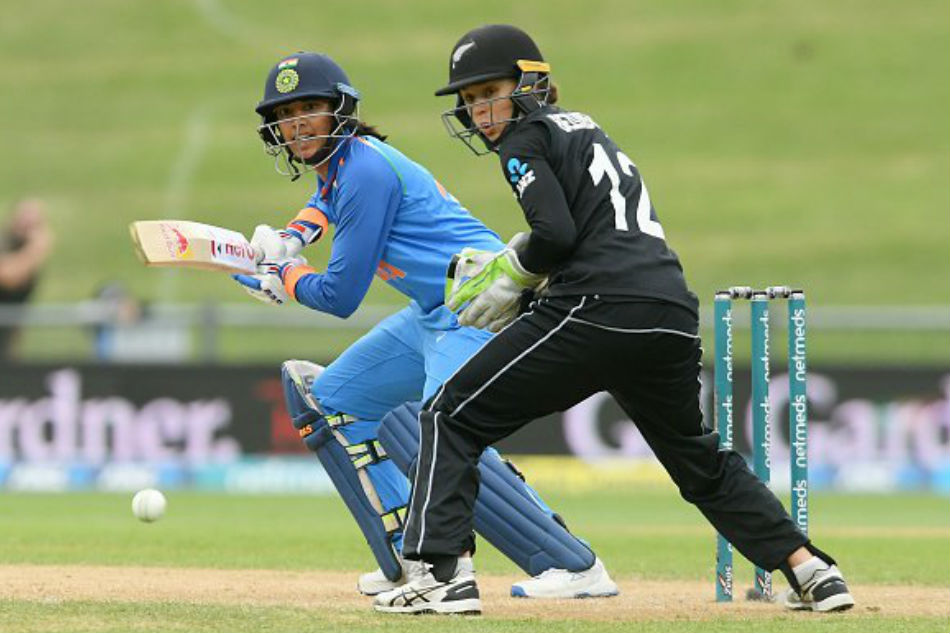 New Zealand Women Vs India Women India Women Won 8 Wickets