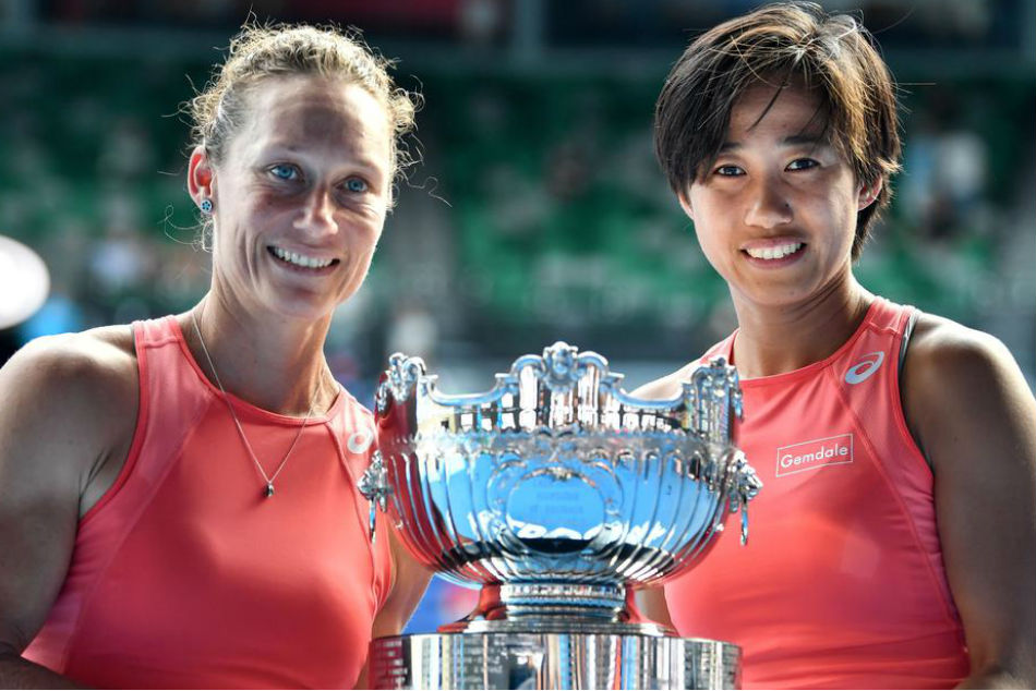 Australian Open 2019: Stosur, Zhang win women's doubles title