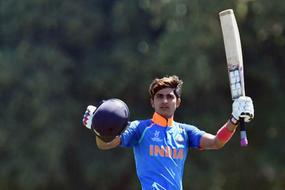 It was a surprise call-up for me. : Shubman Gill