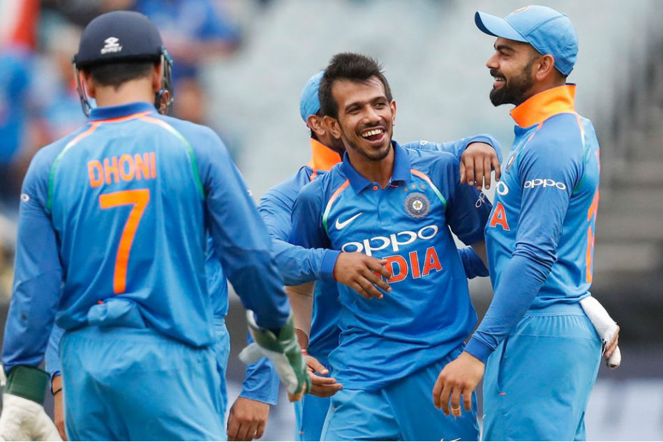 Yuzvendra Chahal Scalps Six Wickets Melbourne Odi Scripts History
