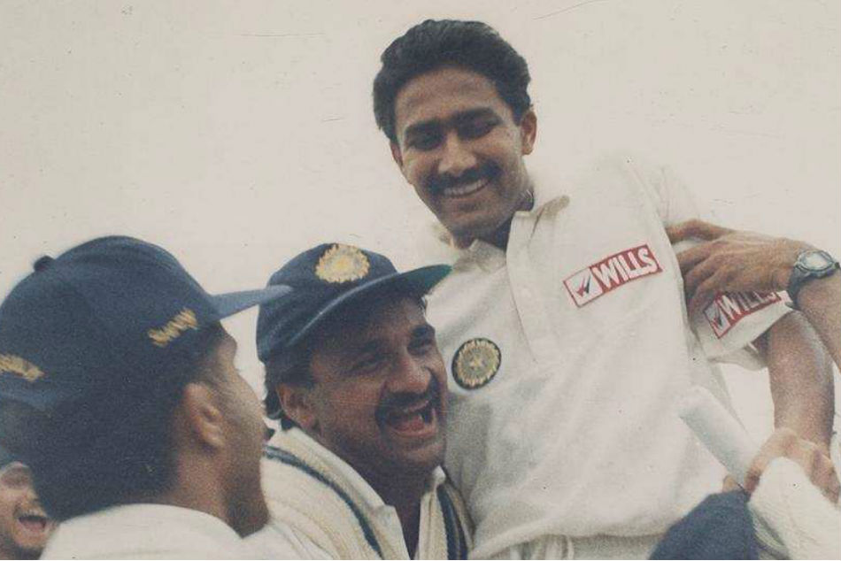 th February 1999 When Anil Kumble Scored Perfect 10 Against Pakistan