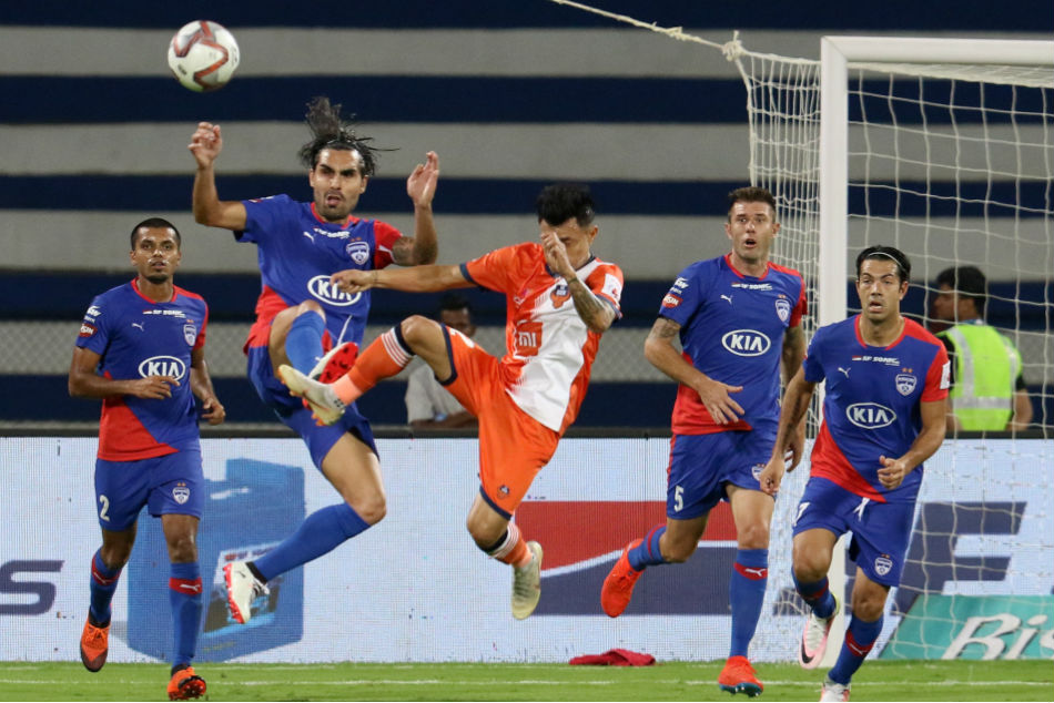 ISL 2019: Bengaluru end up on top again