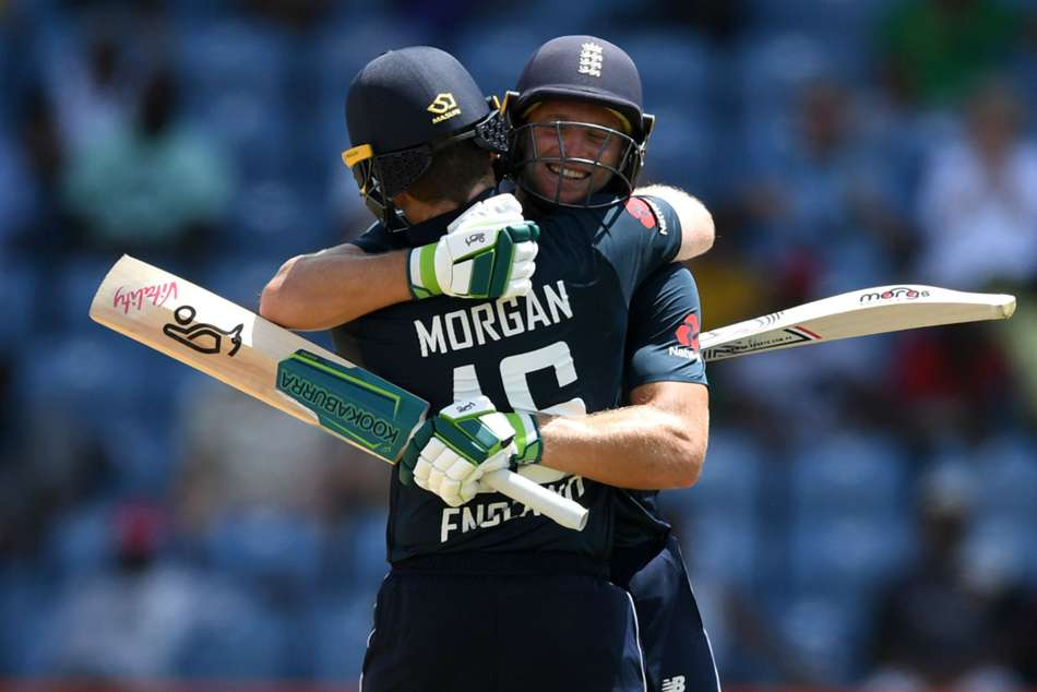 4th ODI: Buttler and Morgan pummel Windies in record-breaking England innings