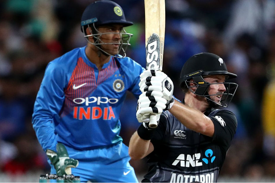 New Zealand vs India, 3rd T20I - Live Cricket Score