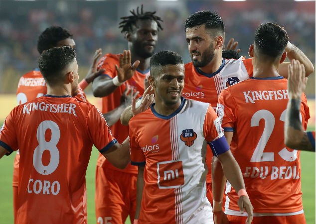 ISL 2019 : Play-off berth in sight for Goa