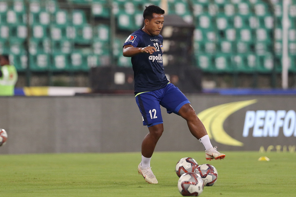 Isl 2019 Chennaiyin Fc Jeje Finds His Scoring Boots