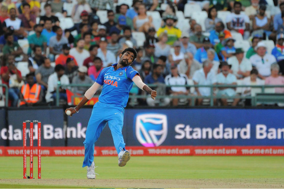 Jasprit Bumrah becomes second Indian to scalp 50 T20I wickets