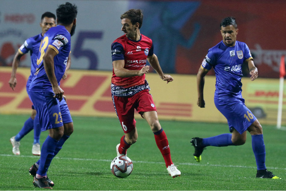 ISL 2019: Jamshedpur stay alive with narrow win over Mumbai