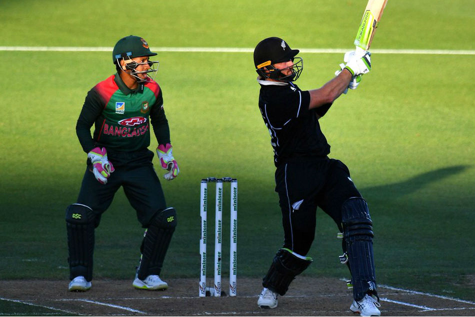 Martin Guptill Hits Form As New Zealand Outclass Bangladesh In First Odi