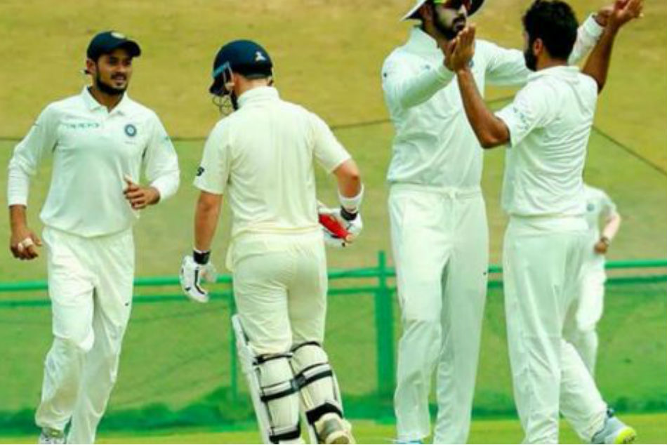 India Vs England Lions 2nd Unofficial Test Bowlers Help India A Again Huge Lead