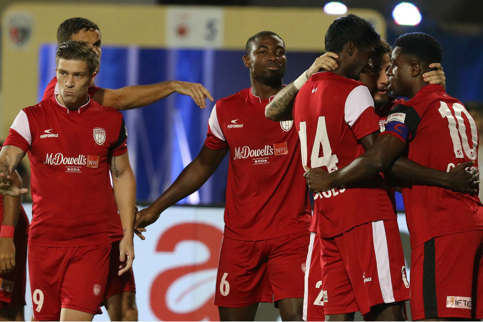 ISL: NorthEast climb above Mumbai with timely win